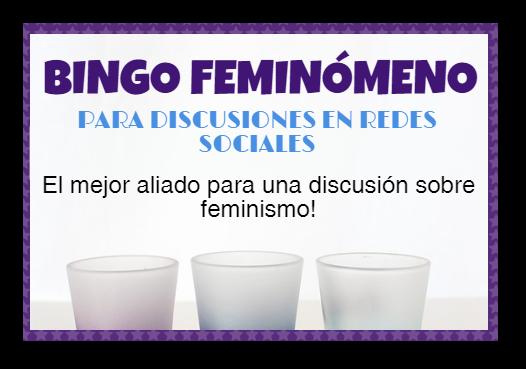 BINGO FEMINÓMENO
